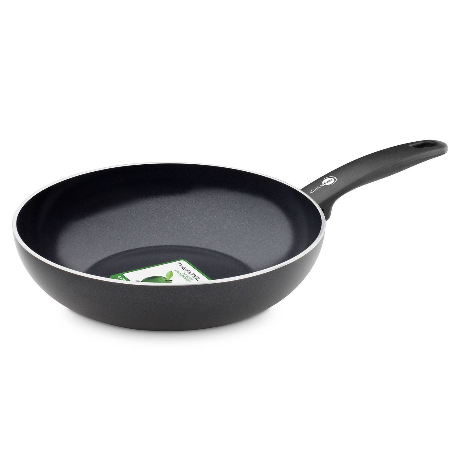 GreenPan Cambridge Wokkipannu 28cm