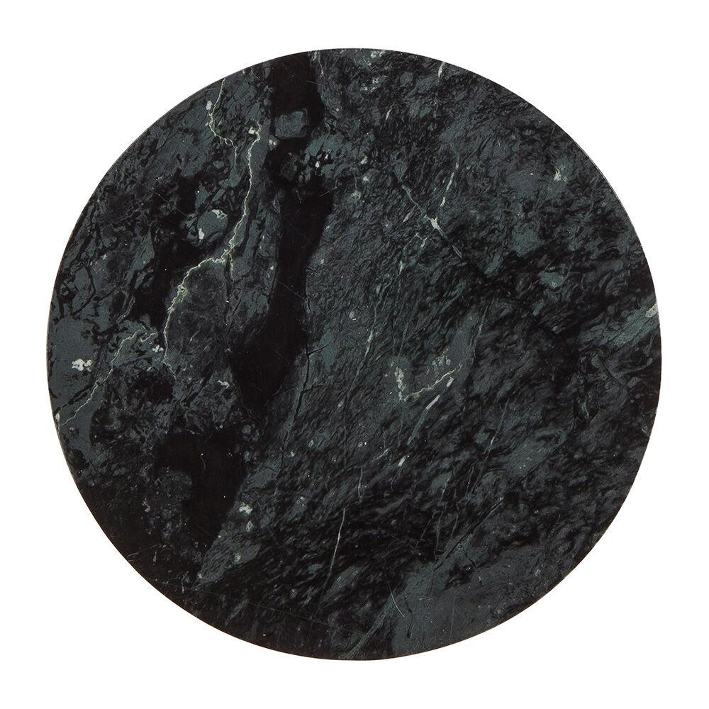 Broste Copenhagen Marble Vati 19cm, Pyöreä, Vihreä