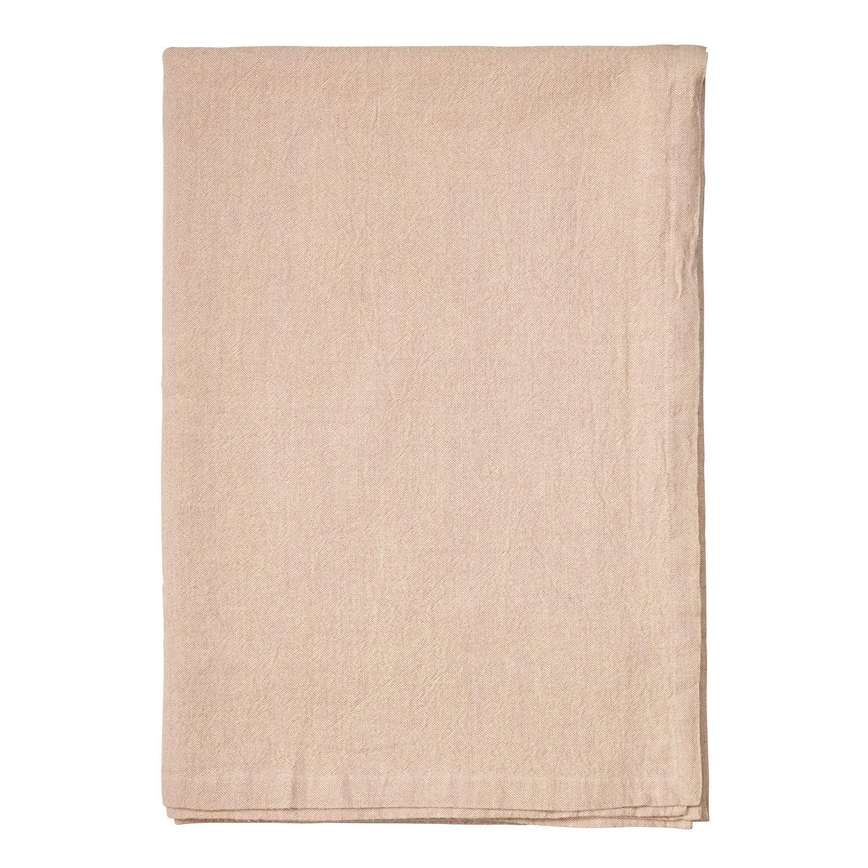 Linum Hedvig Pöytäliina 170x330cm, Dusty Pink