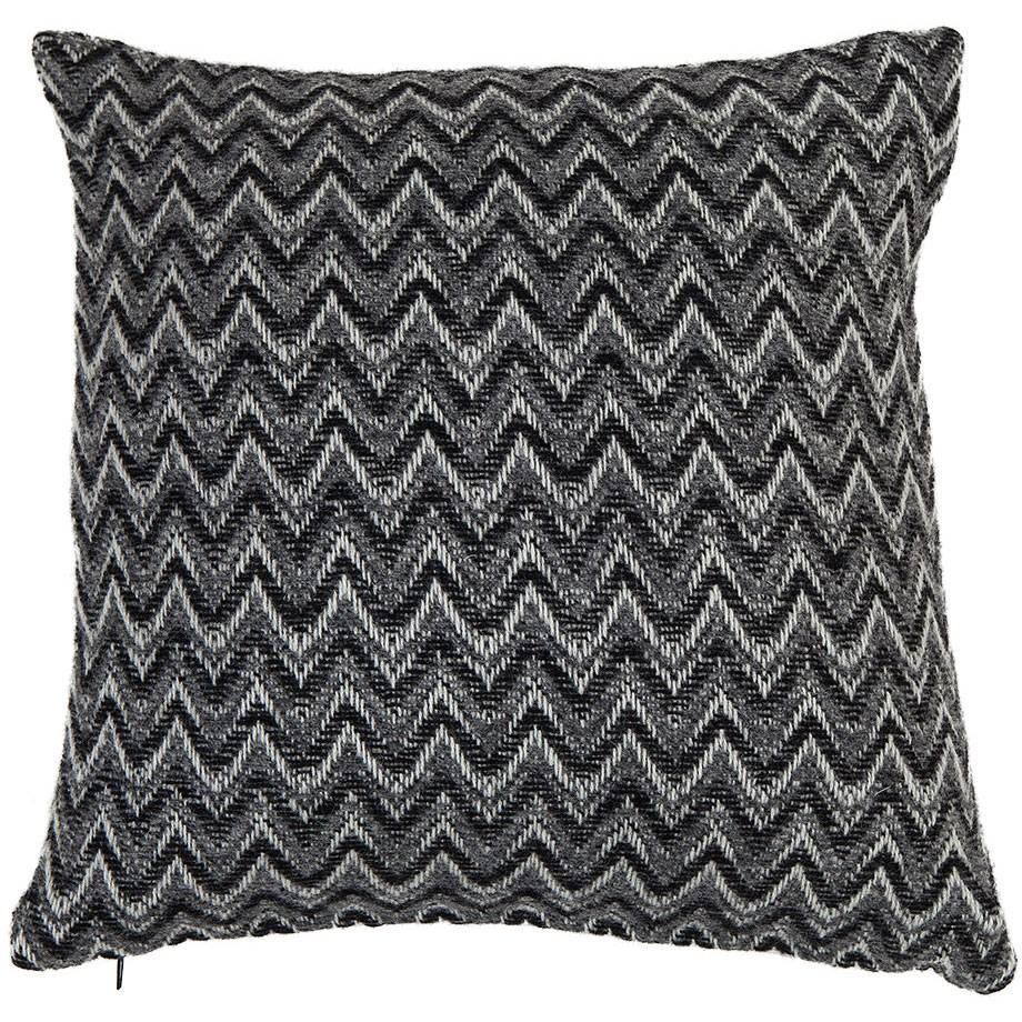 Klippan Yllefabrik Granada Tyynynpäällinen 45x45cm, Musta