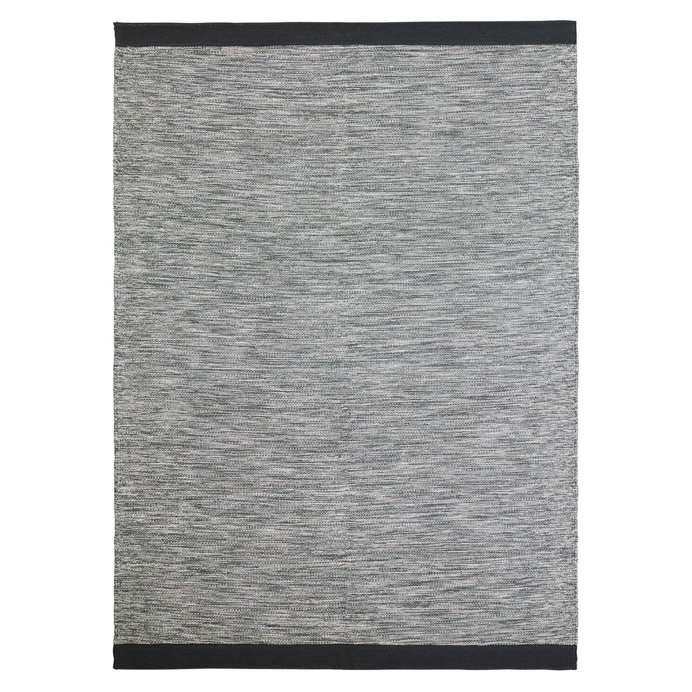Linum Loom Matto 140x200cm, Granite Grey