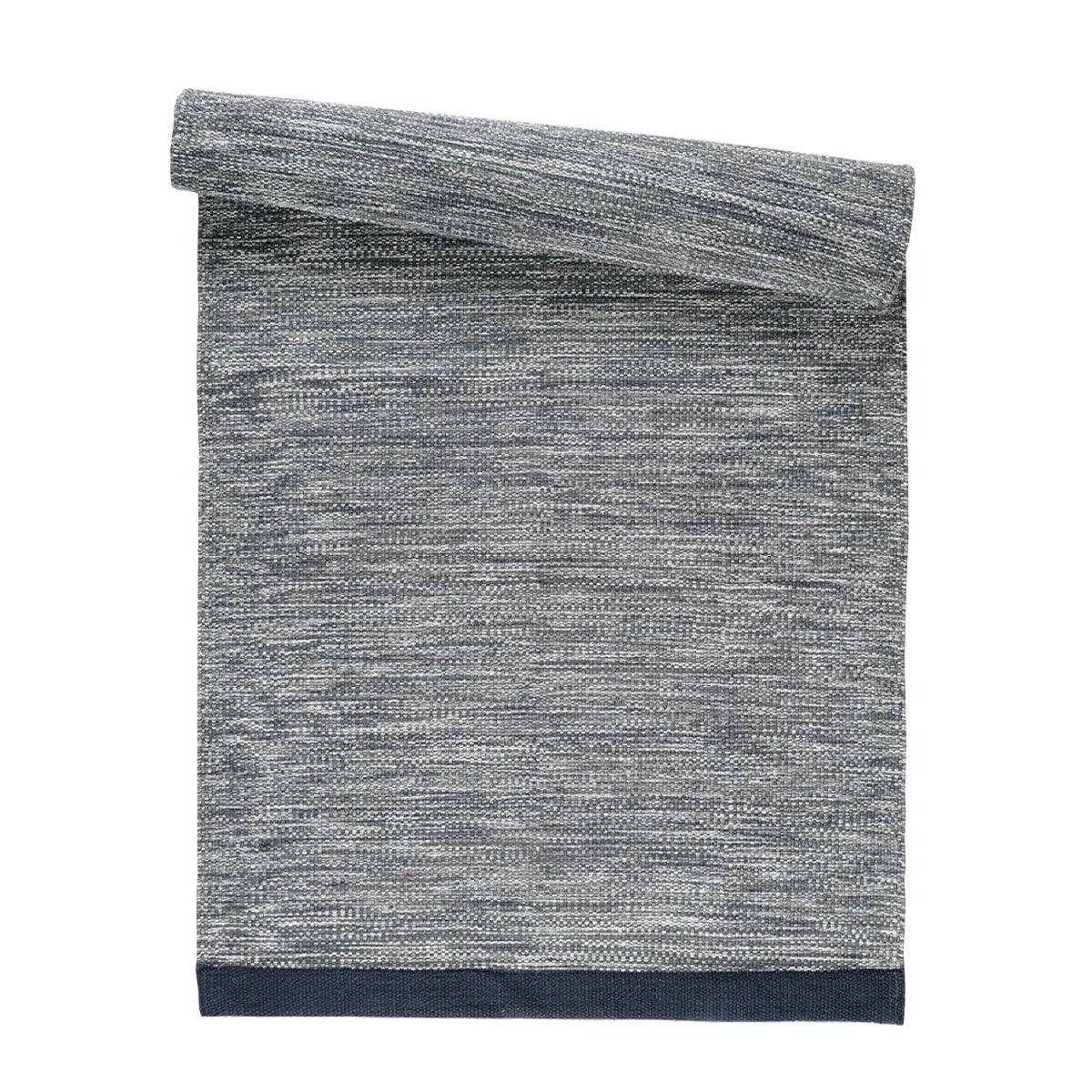 Linum Loom Matto 80x250cm, Granite Grey