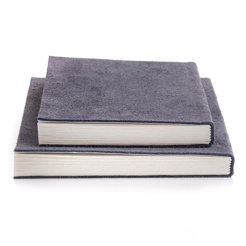 Nordstjerne Suede Muistiinpanokirja Medium, Stone Grey