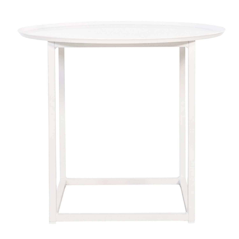 Domo Design Domo Round Square Pöytä S, Valkoinen
