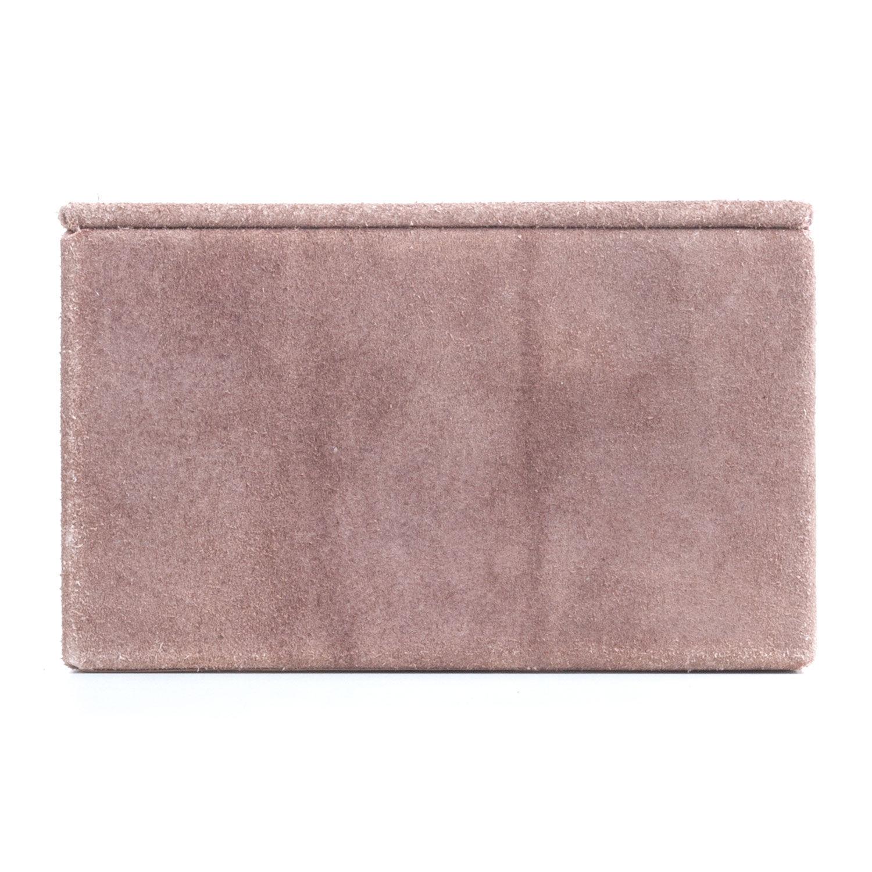 Nordstjerne Suede Box Large, Vaaleanpunainen