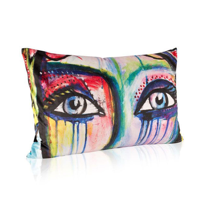 Carolina Gynning Slice Of Life Cushion Cover Velvet, 40x60 cm