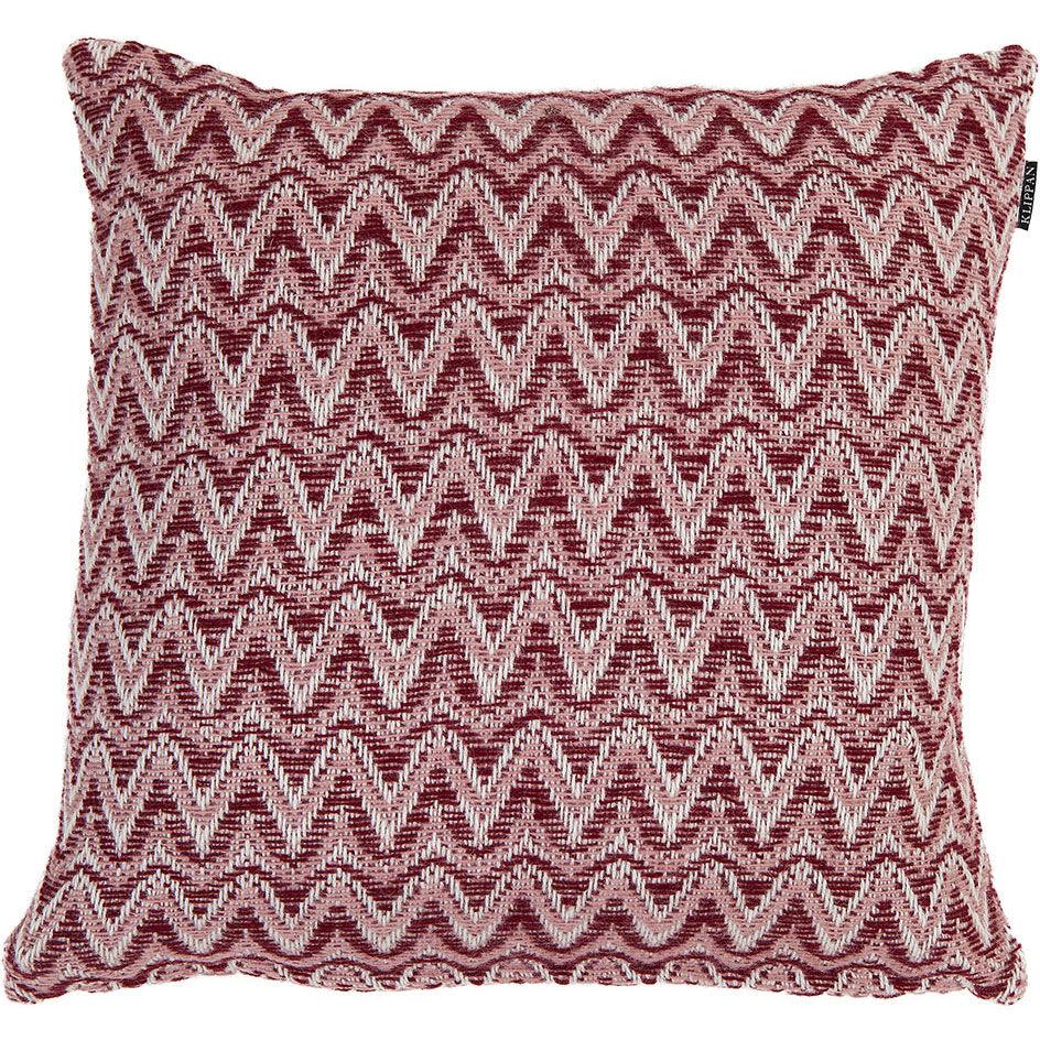 Klippan Yllefabrik Granada Tyynynpäällinen 45x45cm, Vaaleanpunainen