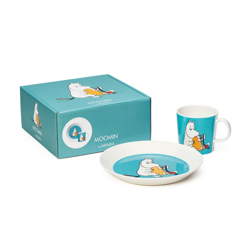 Arabia Moomin Set Plate & Mug