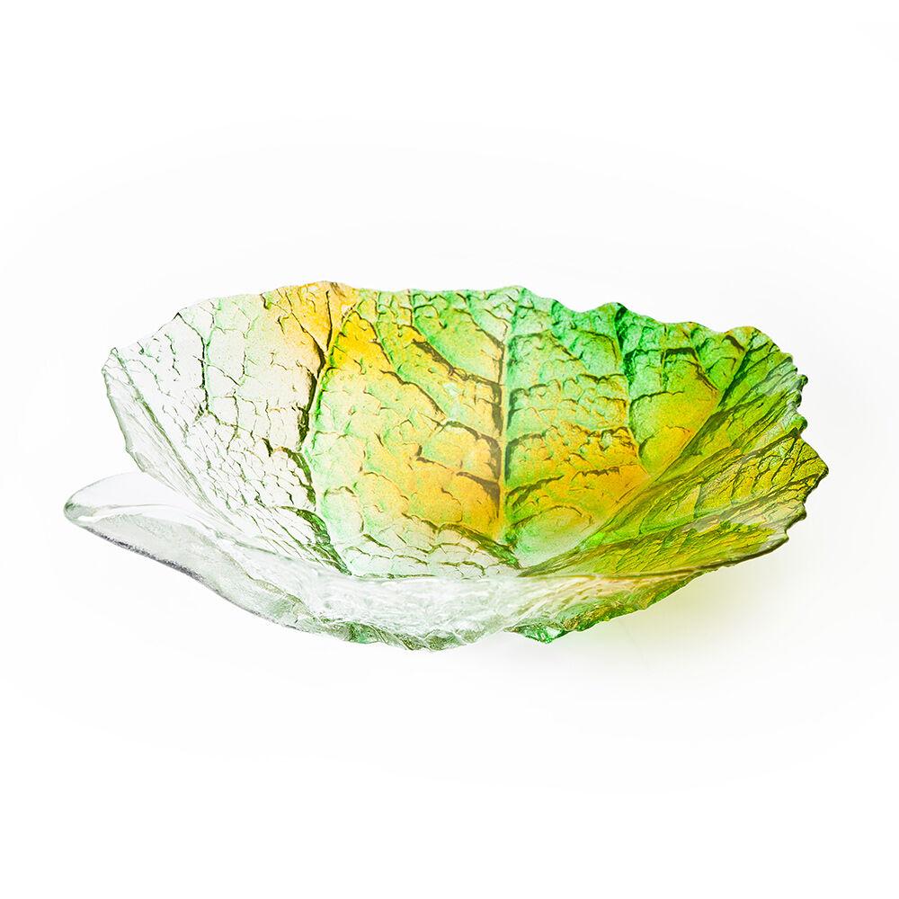 Målerås Glasbruk Folia Kevät Kulho, Medium