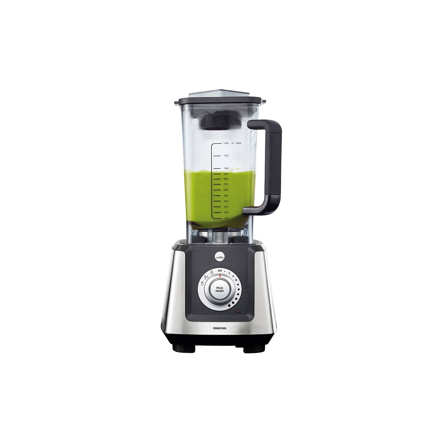 Wilfa BPF-1200S Powerfuel Blender Without Tamper