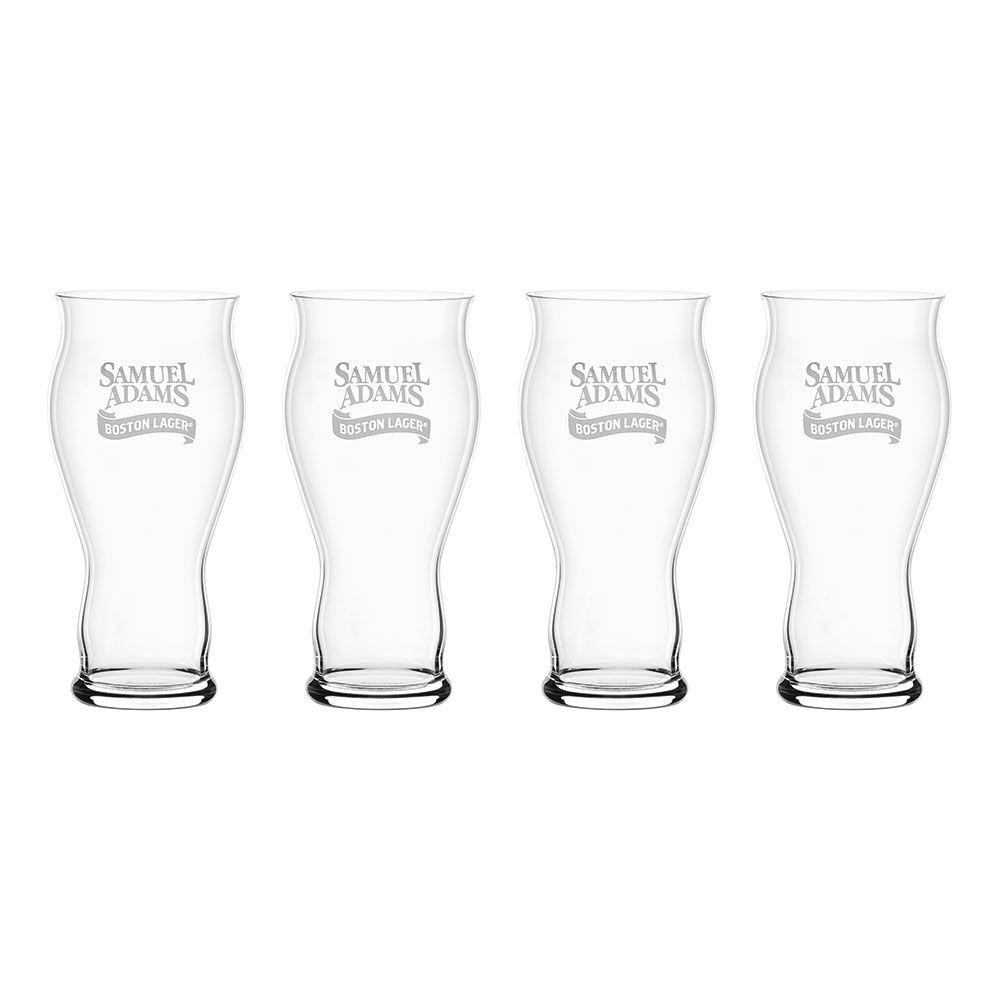 Spiegelau Beer Classics Sam Adams Olutlasi 51 cl, 4-Pakkaus