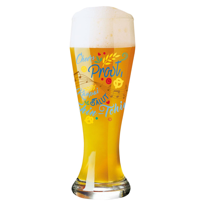Ritzenhoff Wheat Beer Olutlasi 50cl, Véronique Jacquart