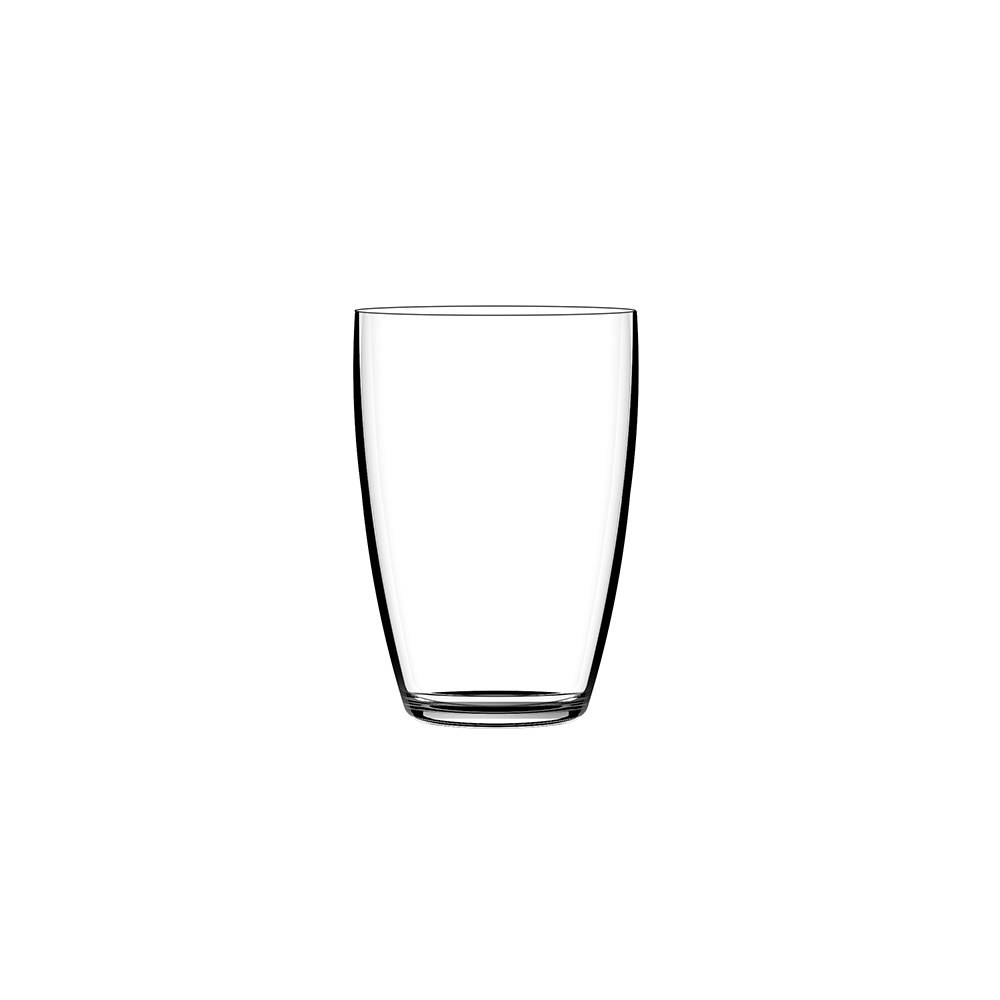 Italesse Etoilé Cristal Vesilasi 40 cl, 2-pakkaus