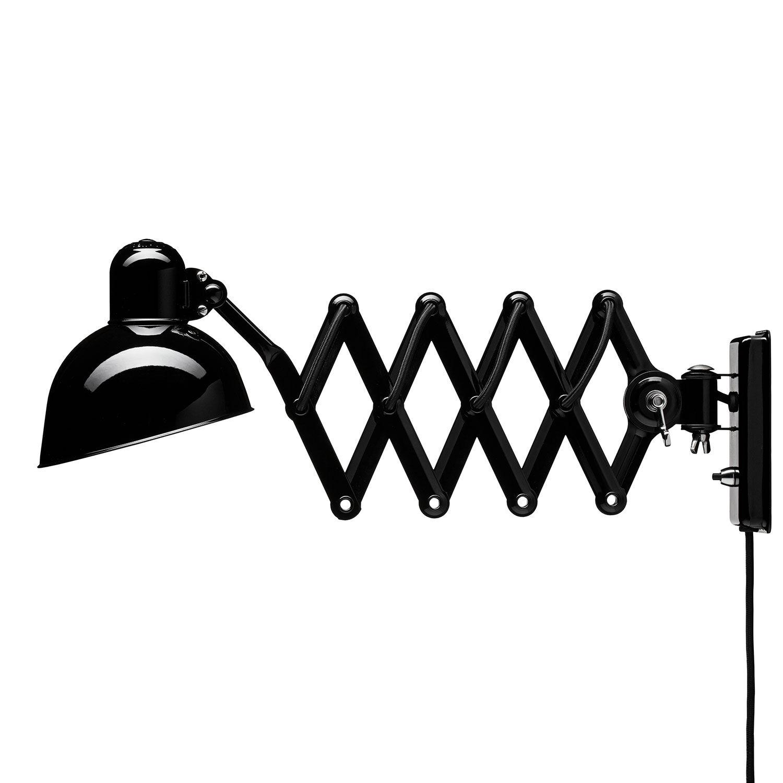 Lightyears Kaiser Idell 6718-W Seinävalaisin, Musta