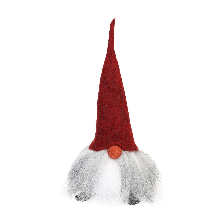 Åsas Tomtebod Valter Gnome 35 cm, Red