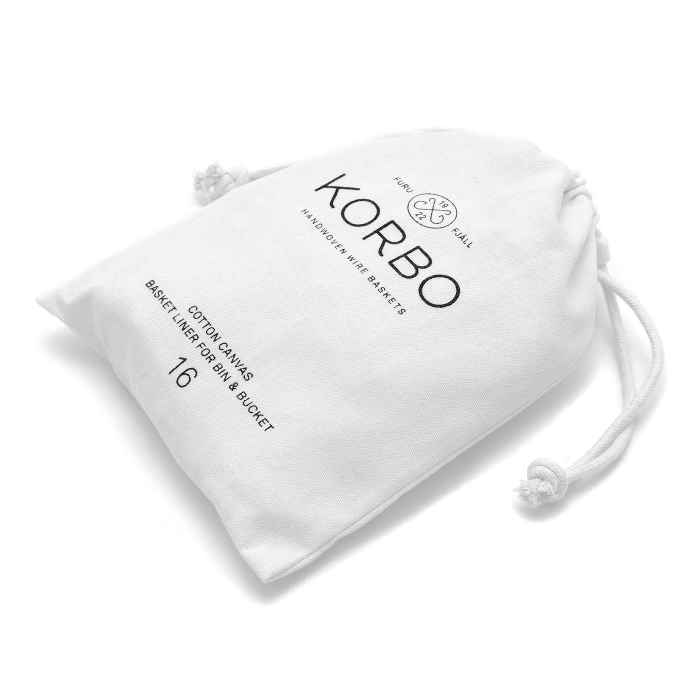 Korbo Korin Vuori, 24 l, Valkoinen