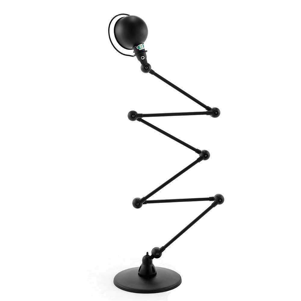 Jieldé Loft D9406 Lattiavalaisin 240 cm, Musta Matta