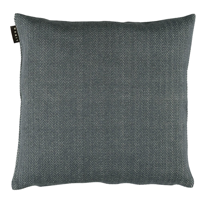 Linum Shepard Tyynynpäällinen 50x50cm, Granite Grey
