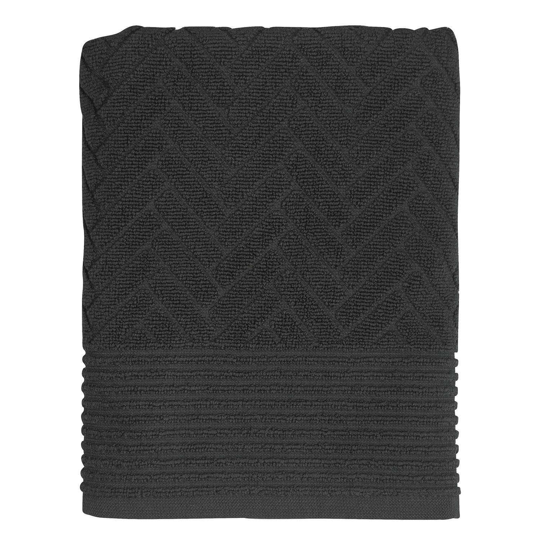 Mette Ditmer Brick Pyyheliina 50x95cm, Antrasiitti
