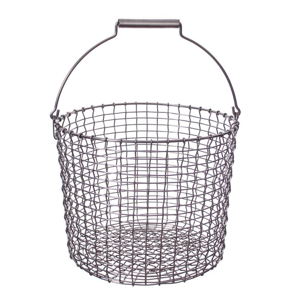 Korbo Bucket 20 Kori, Ruostumaton ja haponkestävä teräs
