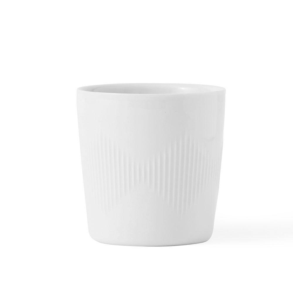 Lyngby Porcelæn Thermodan Muki 2-Pakkaus, Valkoinen