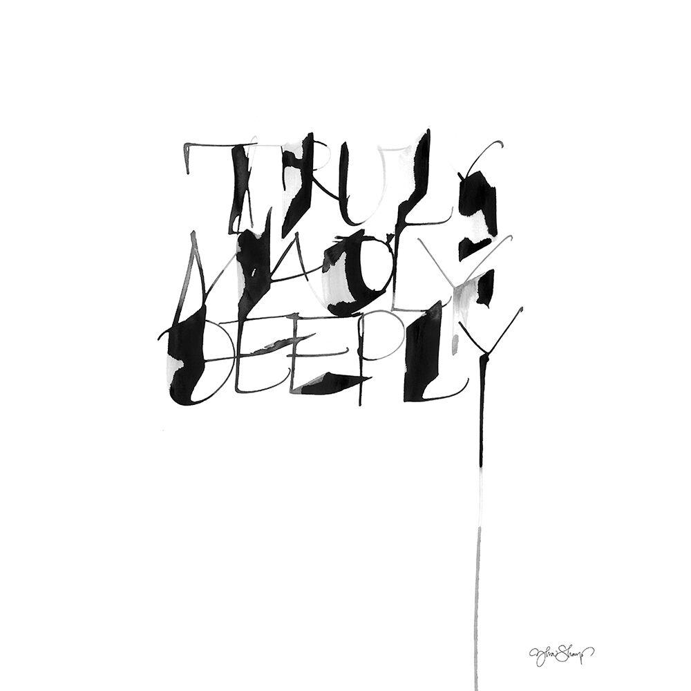 Ylva Skarp Truly, Madly, Deeply Juliste 40x50 cm