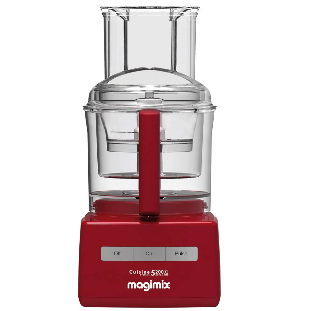 Magimix Magimix Food Processor 5200XL Punainen