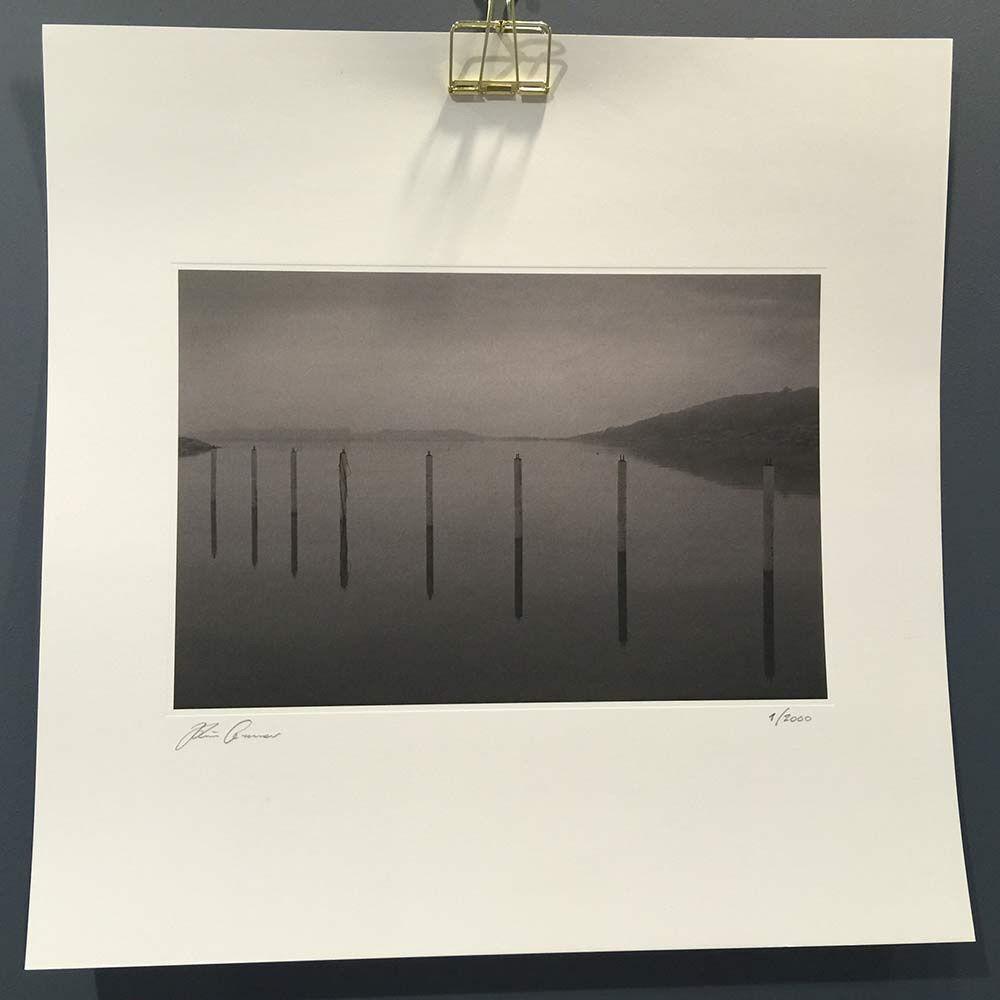 Kajsa Cramer Hooks Bay Juliste, 45x45cm
