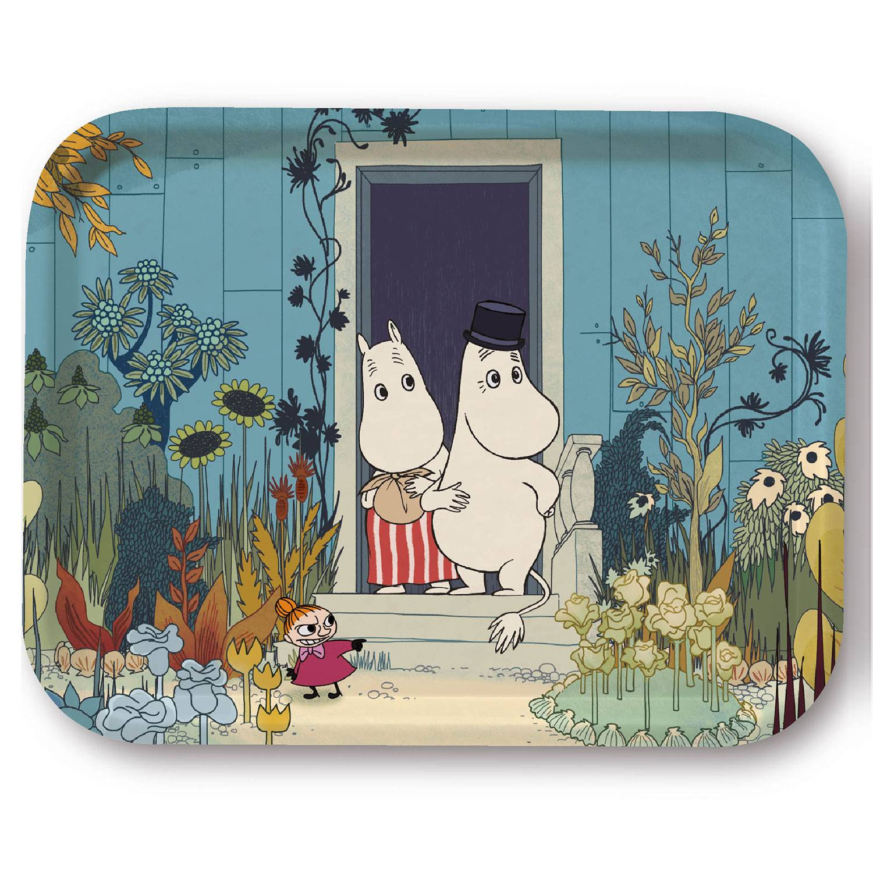 Opto Design Moomin Doorstep Tarjotin 43x33cm