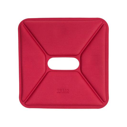 Tolix Flex Istuintyyny H, Punainen