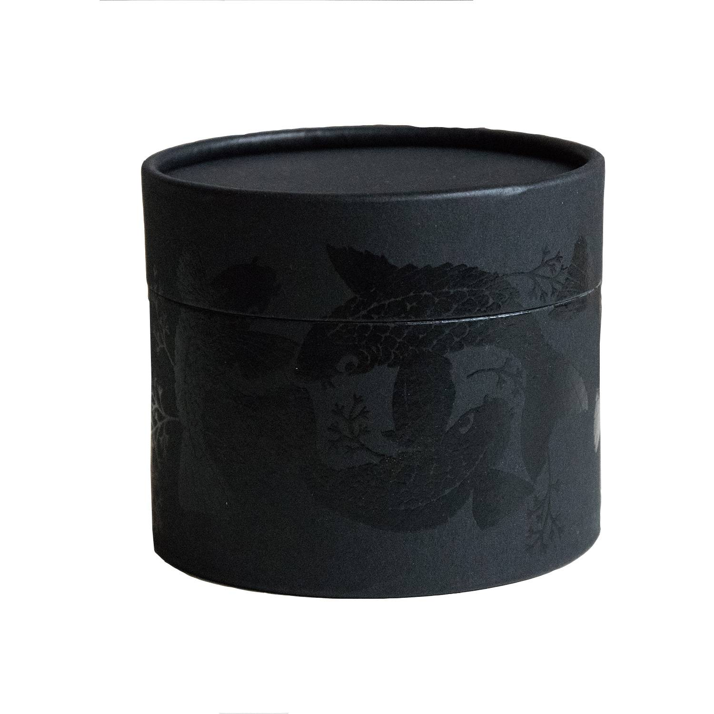Kajsa Cramer Bliss Tea in a box Lahjapakkaus, Musta