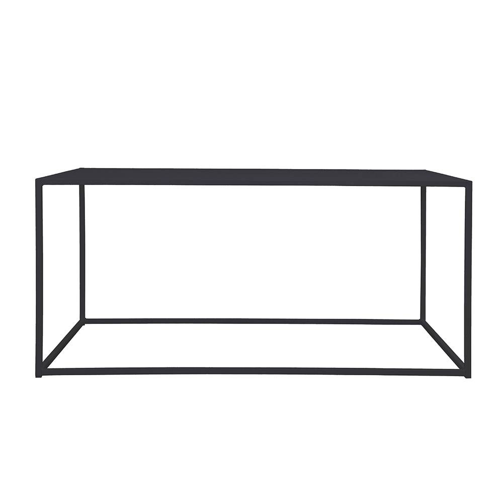 Domo Design Domo Rectangle Sohvapöytä, Musta