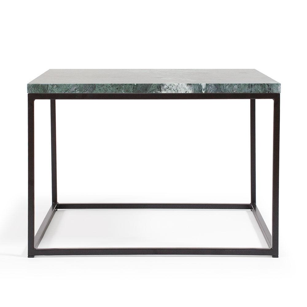Decotique Marvelous Marmoripöytä, 60x60Verde/Musta