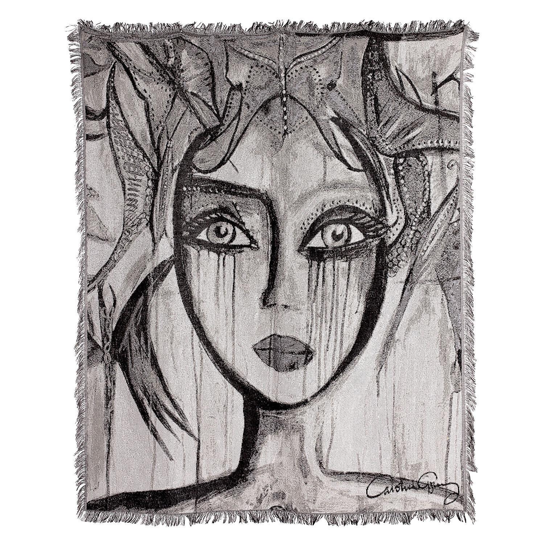 Carolina Gynning Slice Of Life Jacquard Huopa 130x160cm