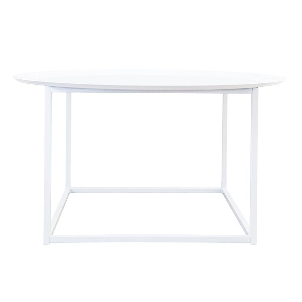 Domo Design Domo Round Square Pöytä M, Valkoinen