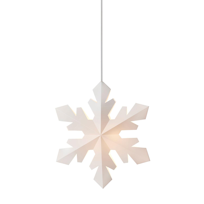 Le Klint Snowflake Kattovalaisin S Ø37cm, Valkoinen
