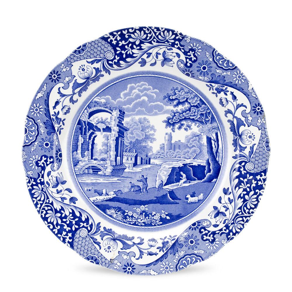 Spode Blue Italian Buffélautanen 300 mm