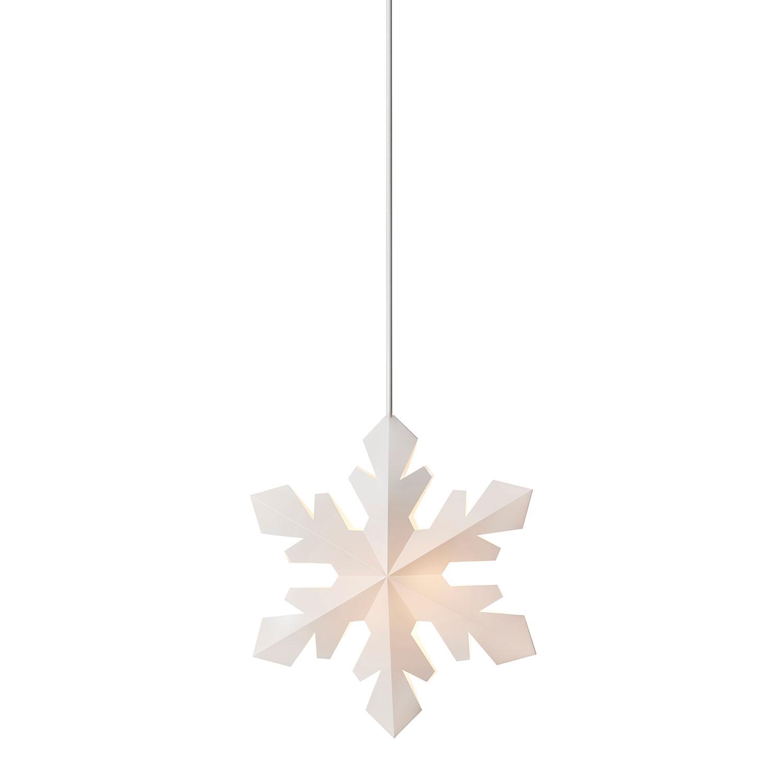 Le Klint Snowflake Kattovalaisin XS Ø29, Valkoinen
