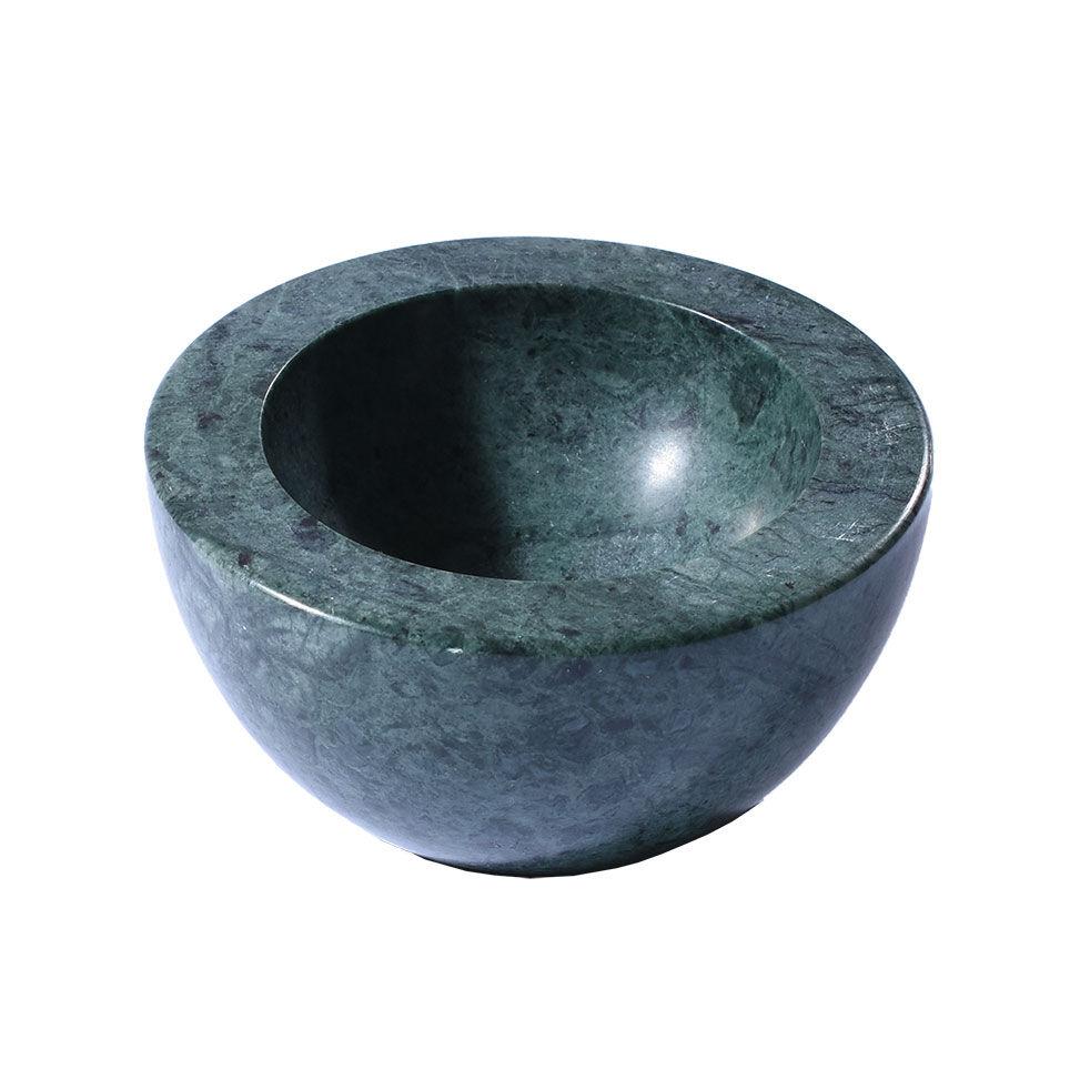 Linum Marble Kulho Ø10cm, Pine Green
