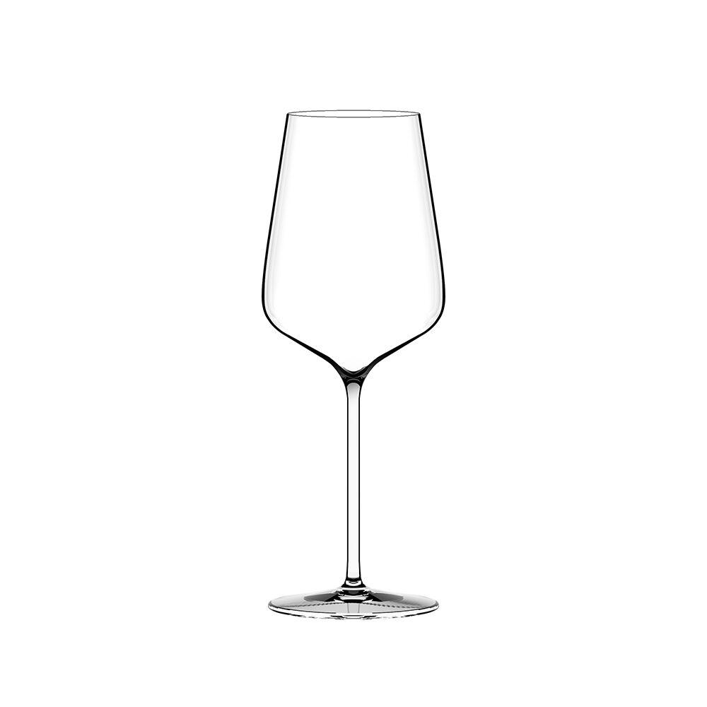 Italesse Etoilé Blanc Viinilasi 55 cl, 2-pakkaus
