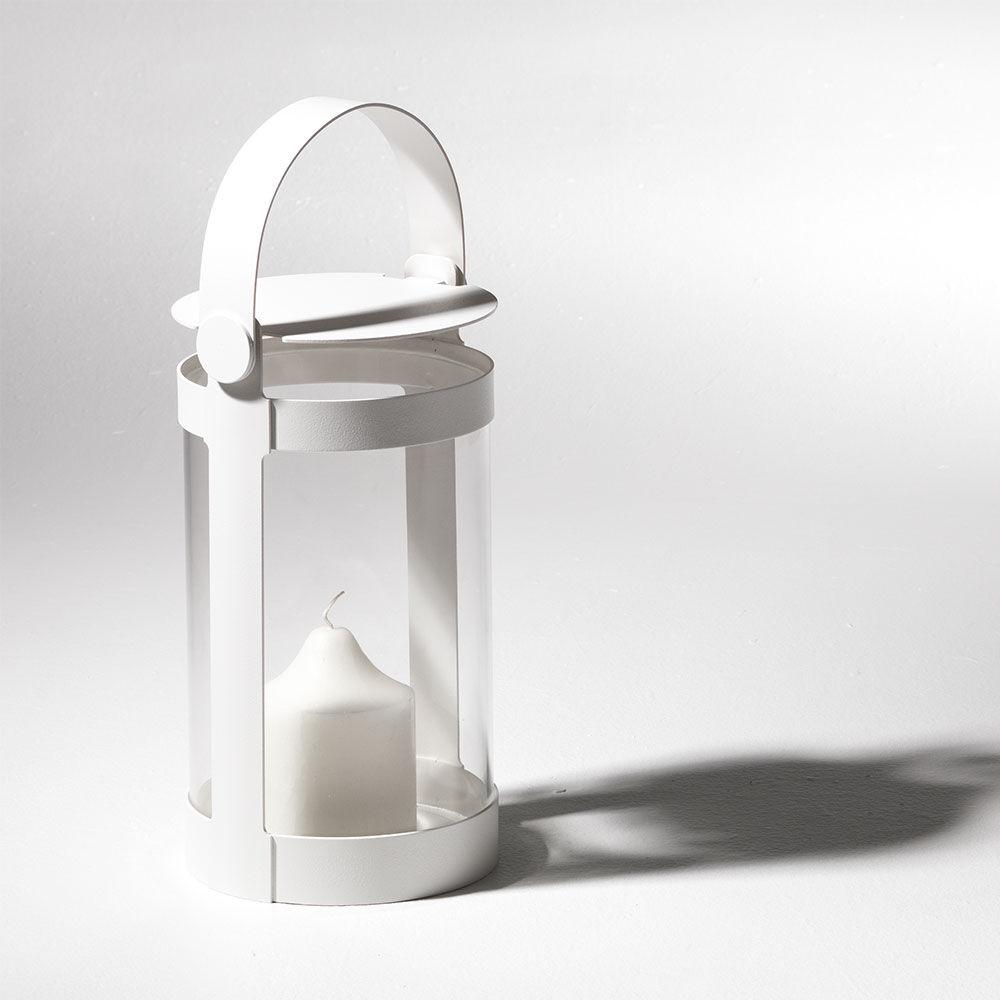 SMD Design Sirius Big Kynttilälyhty, Valkoinen