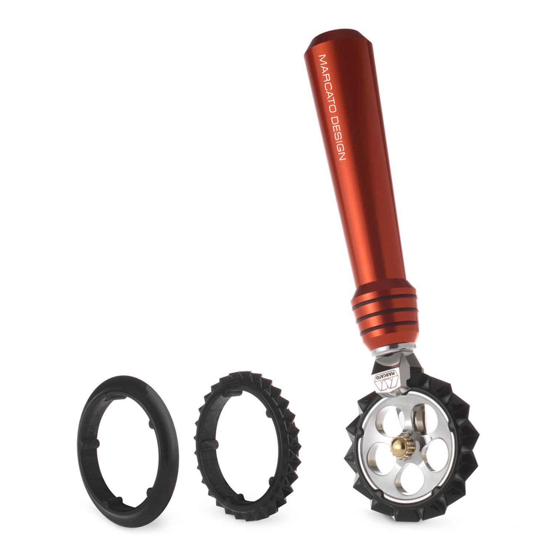 Marcato Pastawheel Pastaleikkuri, Punainen