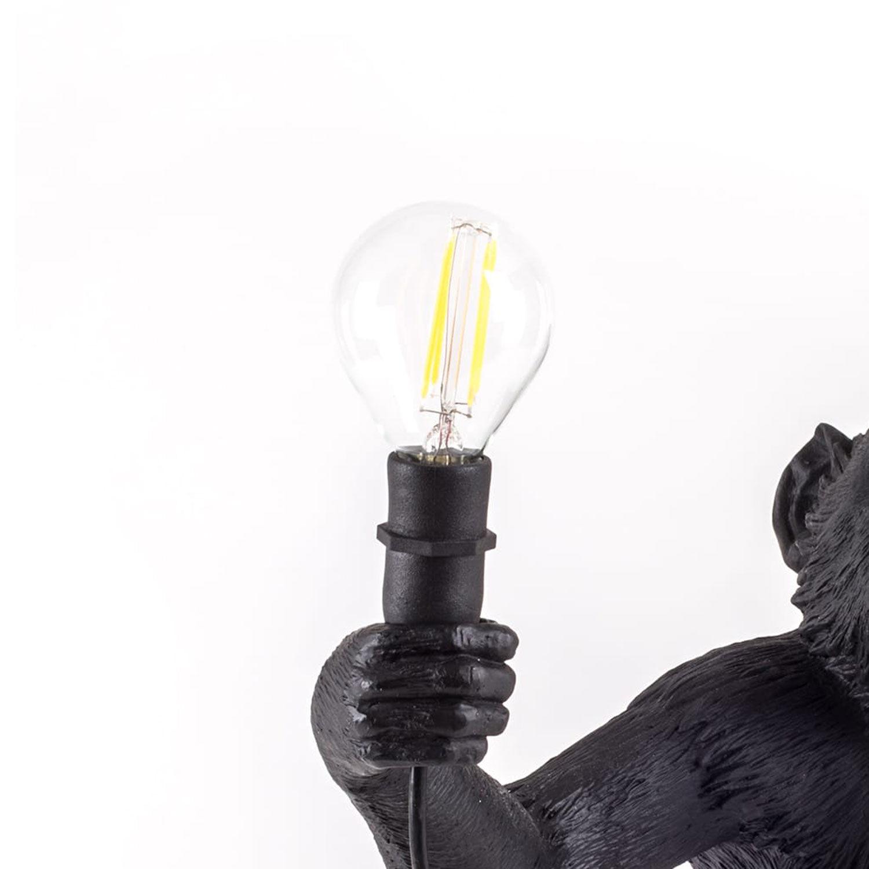 Seletti Monkey Lamp Outdoor Hehkulamppu LED P45G 2W E14