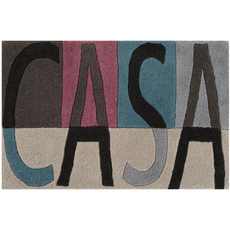Linie Design Casa Ovimatto 50x80cm, Petrol
