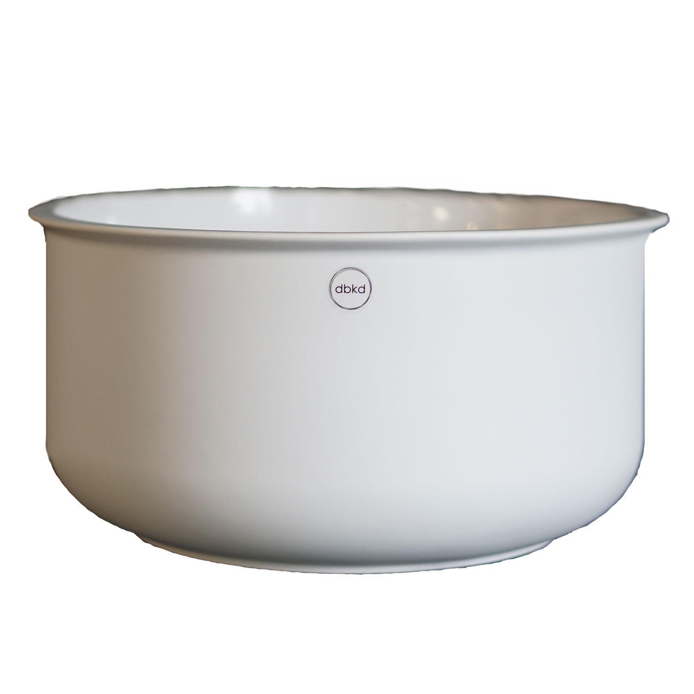 DBKD Tub Ruukku Large, Valkoinen