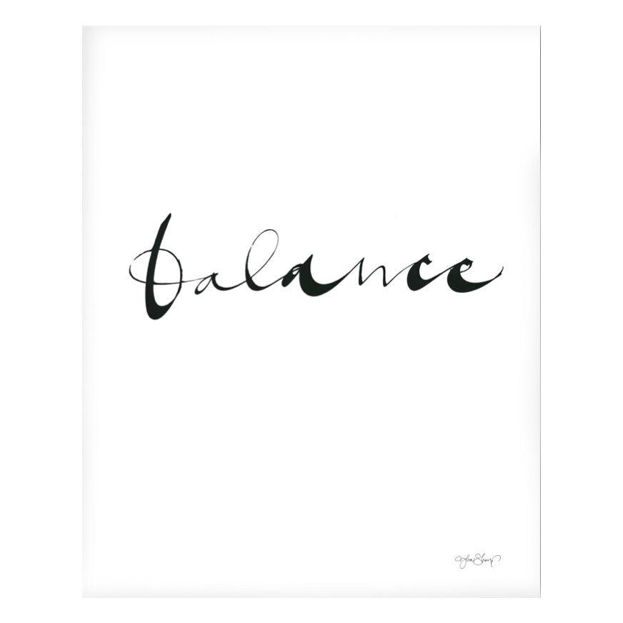 Ylva Skarp Balance Juliste 50x70 cm