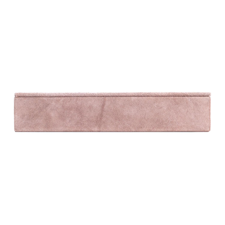 Nordstjerne Suede Box Suorakulmainen, Vaaleanpunainen