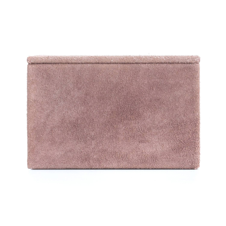 Nordstjerne Suede Box Medium, Vaaleanpunainen
