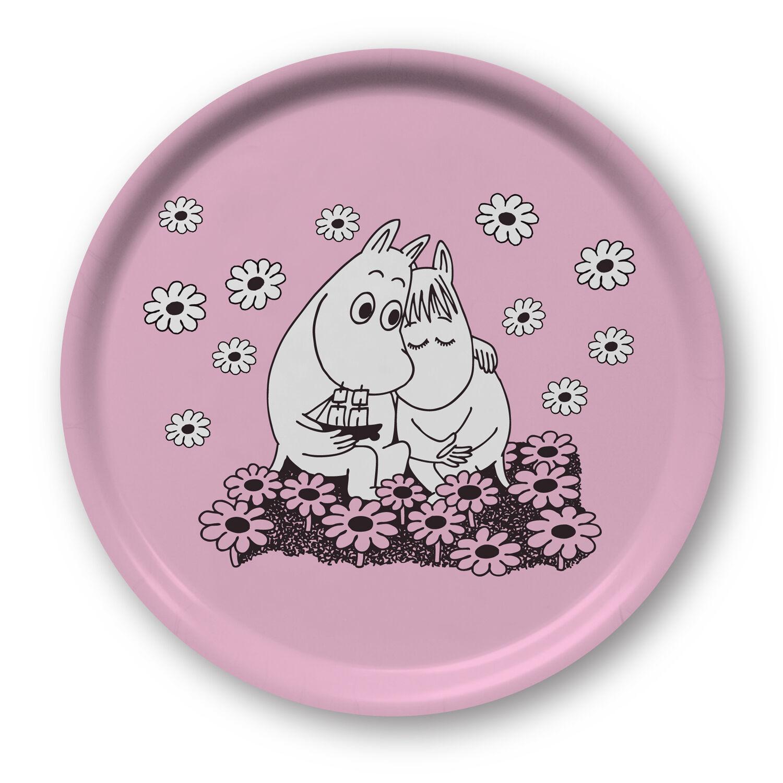 Opto Design Moomin Tray 31 cm, Love