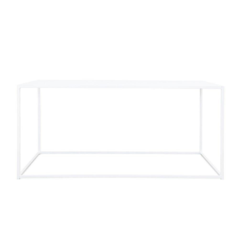 Domo Design Domo Rectangle Sohvapöytä, Valkoinen